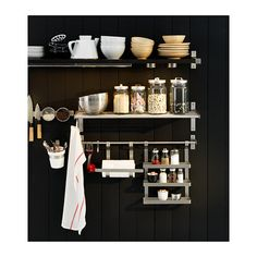 GRUNDTAL Wall shelf - 80 cm - IKEA