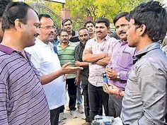 #TDP leader sends pepper spray seller to #Lagadapati http://goo.gl/hMUAkV