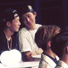 B.I and Bobby #Ikon, Kpop