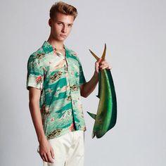 I've always loved Hawaiian shirts.