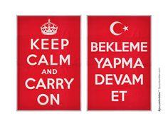 Turkish impatience