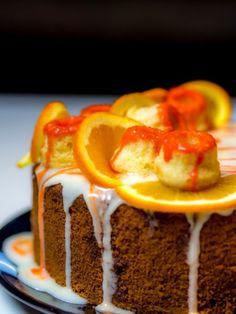 Orangenkuchen // Ofenkieker