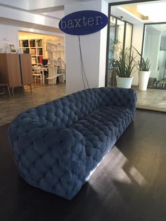Chestermoon sofa by Baxter