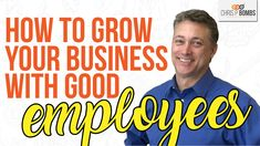 """Want A Company That's Automated And Systematized? 💰 The Secret Is Growing Your Employee Relationships. Find Out How To Make It Happen In This Episode Of """"Chris P. Startup Entrepreneur, Good Employee, My Land, Growing Your Business, Finance, Shit Happens, Learning, Videos, Youtube"""
