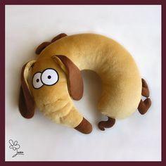 такса-подушка