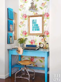 Charmant Kitchen Workstation Ideas. Office DecorOffice NookHome ...