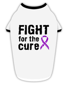 TooLoud Fight for The Cure Purple Ribbon Crohn/'s Disease Infant T-Shirt