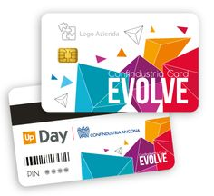 Presentata Card microchip Evolve, nata da Confindustria Ancona e Day Ristoservice Gruppo UP. Tra le funzioni: rilevazione presenze, buoni pasto, welfare.