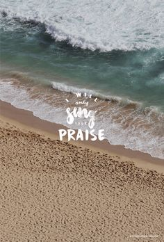80 Awesome Beach Quotes For Summer, quotes beach summer 80 Awesome Beach Quotes For Summer, Worship Wallpaper, Bible Verse Wallpaper, Jesus Wallpaper, Summer Quotes, Beach Quotes, Praise Songs, Praise And Worship, Christian Life, Christian Quotes