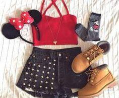#Outfit #Disney #Fashion #cute