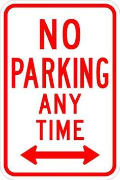 A Real Sign Snow Route Sign 18 x 9 Community Signs 10 Year 3M Warranty.