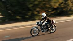 Honda CB77 1961 Cafe Racer by Oni Motorworks #motorcycles #caferacer #motos | caferacerpasion.com