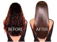 Keratin Hair Treatment, I do mine about every 6 months and I have this length hair, due again in the fall