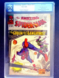 Amazing Spiderman #23- 3rd Green Goblin