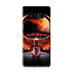 Manny Pacquiao Wings Samsung Galaxy Note 8 3D Case Caseperson