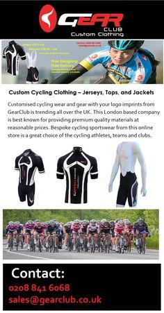 43 Best Custom Cycling Clothing  016700796