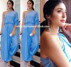 Kritika Kamra in Babita Malkani   Fashionworldhub