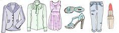 Alessa: fashion