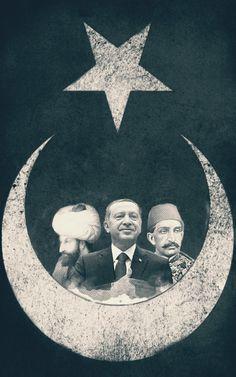 Recep Tayyip Erdogan, Turkey& president to R. Love Husband Quotes, Islam Muslim, Scenery Wallpaper, Ottoman Empire, Sufi, Presidents, Nostalgia, Flag, Artwork