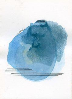 Abstrakte Kunst Großdruck. Große abstrakte von AdriLunaStudio
