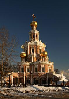 Church. Russia