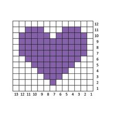 How To Make A Pixel Graph – Repeat Crafter Me It's no secret that I love (Corner-to-Corner) crochet projects! And one question that has. Graph Crochet, Pixel Crochet, C2c Crochet, Tapestry Crochet, Crochet Stitches, Crochet Patterns Filet, Loom Patterns, Beading Patterns, Cross Stitch Patterns