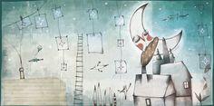 Ilustración de Esther Mendetz