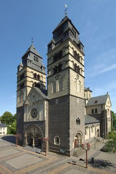 Mayen / Eifel (Herz-Jesu-Kirche) von Mohr Wilfried
