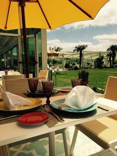 Augusta Spa Resort (Sanxenxo) Resort Spa, Patio, Outdoor Decor, Home Decor, Decoration Home, Room Decor, Home Interior Design, Home Decoration, Terrace
