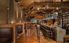 modern industrial restaurant design - Google Search