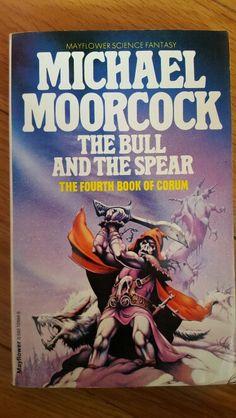 #michaelmoorcock #fantasy #bookcover #art