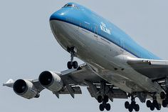 KLM B747 06-06-2013