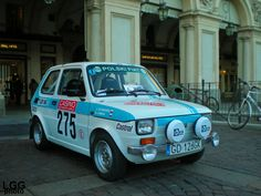 Polski Fiat by franco-roccia on DeviantArt Fiat 500 Pop, Fiat 126, Fiat Cars, Fiat Abarth, Steyr, All Cars, Cars And Motorcycles, Awesome Tattoos, Rally