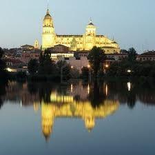 Catedral y Río Tormes - Salamanca (Castilla y León)