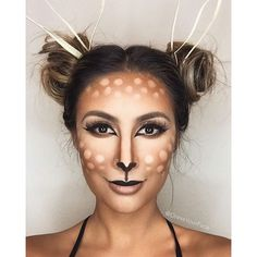 IG: dressyourface | Halloween Makeup Inspiration: 21 great ideas here for us!