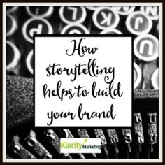 Marketing help for artisan producers. Learn, be inspired and grow your business.Blogs about brand building, social media, marketing advice from brand developer and social media coach Lisa Whalley-Smith from Klarity Marketing and The Artisan Academy