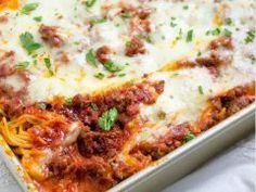 El spaghetti con crema y queso más delicioso que has probado