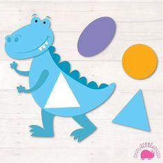 Dinosaur Shape Match