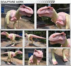 The most Realistic Dinosaur Costume can be found here. Dragon Costume, Dinosaur Costume, Dinosaur Art, Cosplay Tutorial, Cosplay Diy, Outdoor Halloween, Halloween Diy, Make Your Own Monster, Fairy Tale Crafts