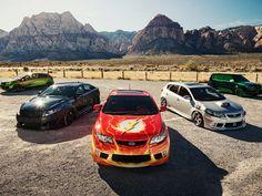 Kia apresenta carros inspirados na Liga da Justiça