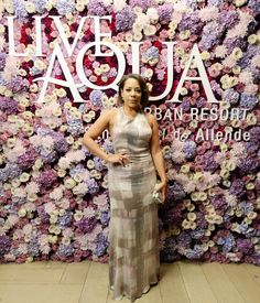 Actress Selenis Leyva attends the opening of Live Aqua: San Miguel de Allende presented by AFAR at Spring Place on August 2018 in New York City. Get premium, high resolution news photos at Getty Images Selenis Leyva, Orange Is The New Black, Celebrity Style, Aqua, Fine Women, August 21, Actresses, Formal Dresses, Couples