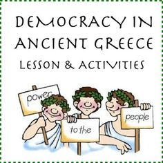 TGC - Athenian Democracy - An Experiment for the Ages ...