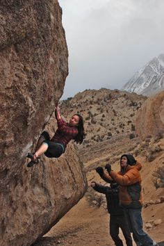 www.boulderingonline.pl Rock climbing and bouldering pictures and news High Plains Drifter