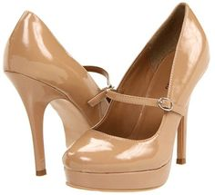 CALL IT SPRING Nude Mary Janes