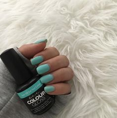 Pastel Nails using Artistic Colour Gloss Mani Of My Dreams available at Louella Belle Artistic Colour Gloss, Uk Nails, Salon Services, Pastel Nails, Green Nails, Professional Nails, Pretty Pastel, Nail Artist, Gel Polish