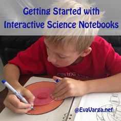 Getting Started with Interactive Science Notebooks @EvaVarga.net