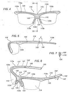Картинки по запросу glasses technical drawings