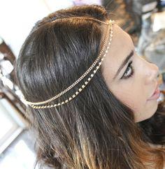Head jewelry @Stephanie Francis Sansano  bought it! <3 lol
