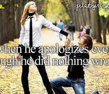 Imágenes De When A Boy Say Sorry To A Girl