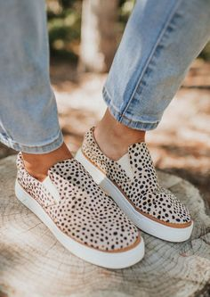 Women's Shoes, Slip On Shoes, Me Too Shoes, Shoe Boots, Dream Shoes, Crazy Shoes, Cheetah Shoes, Cute Sneakers, Slide On Sneakers